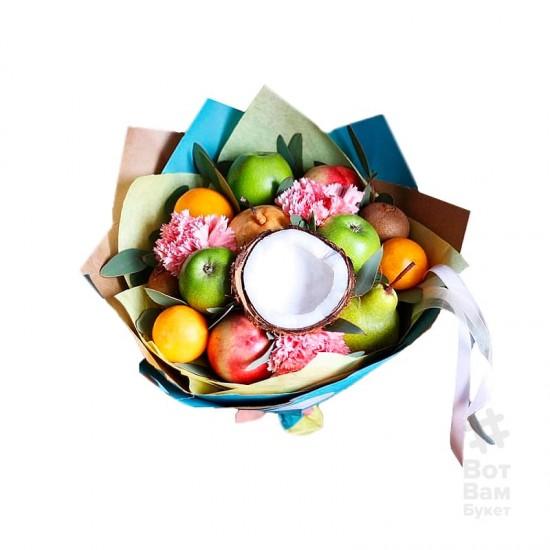 Букет из тропических фруктов